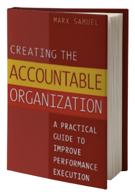 Creating the Accountable Organization
